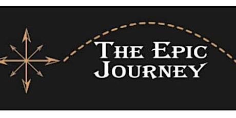 Lanzamiento de Libro: The Epic Journey entradas