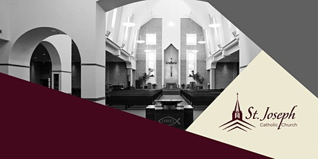 12:00 Noon Mass- Sunday, June 20, 2021 tickets