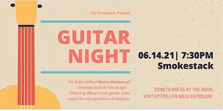Guitar Night tickets