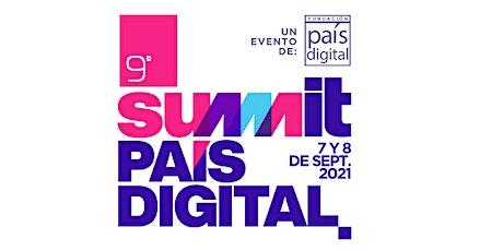 9° Summit País Digital 2021 entradas
