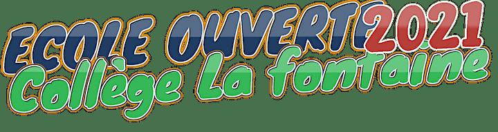Image pour ECOLE OUVERTE-Collège La Fontaine-8 juillet 2021