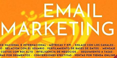 Seminario Email Marketing - Certificado entradas