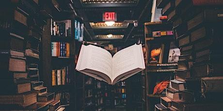 Golden Threads of Good Book Club (online) tickets
