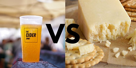 Cider vs Cheese: 2021 tickets