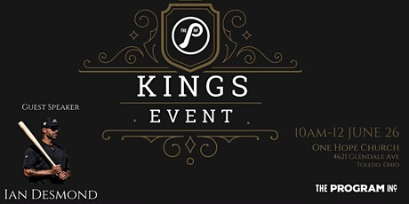 The Kings Event tickets