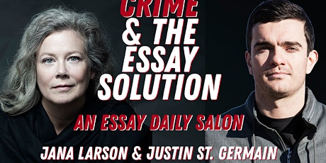 Crime & the Essay Solution tickets