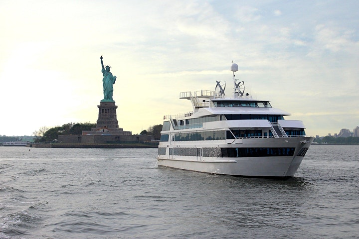 THE #1 New York City Boat Party Cruise on Luxurious Yacht Infinity image