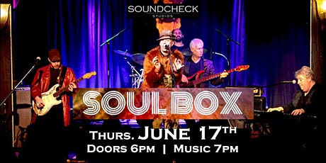 Soul Box tickets