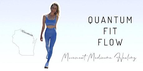 QFF Presents: Movement Medicine Healing Wisconsin Pop-Up Event tickets