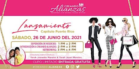 Lanzamiento Capítulo Puerto Rico tickets