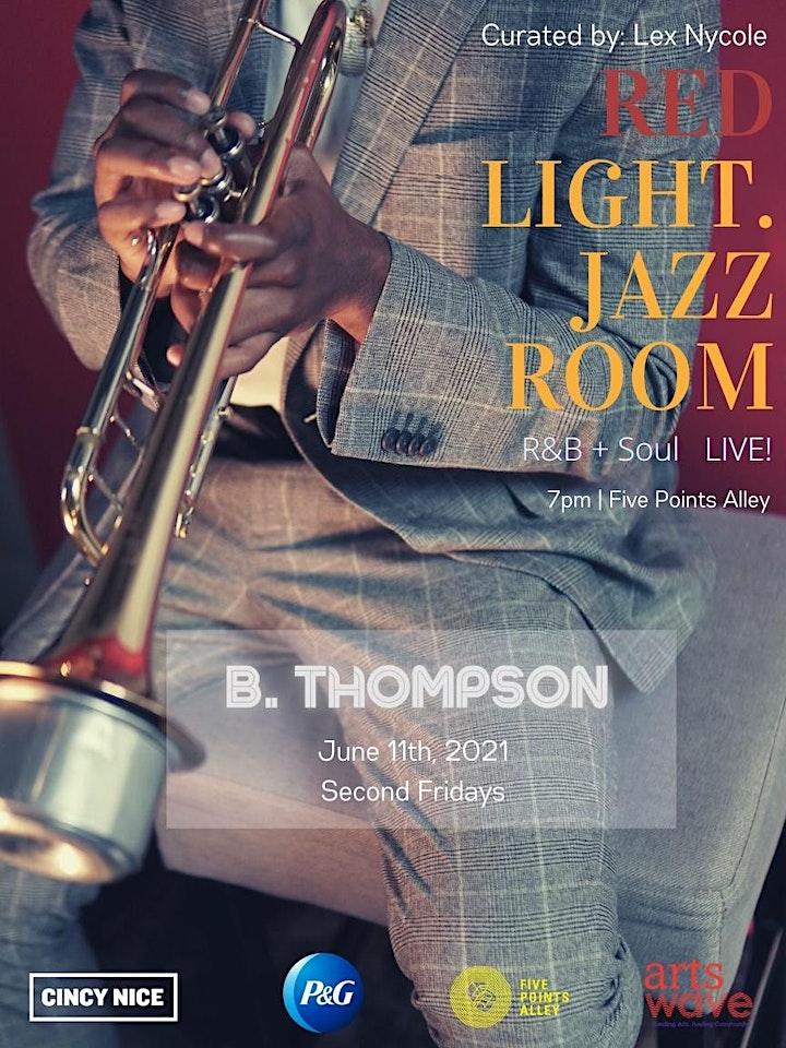 Red Light Jazz Room: r&b + soul image