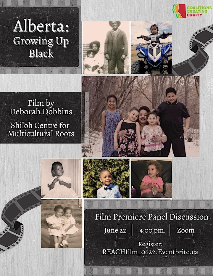 Film Premiere - Alberta: Growing Up Black image