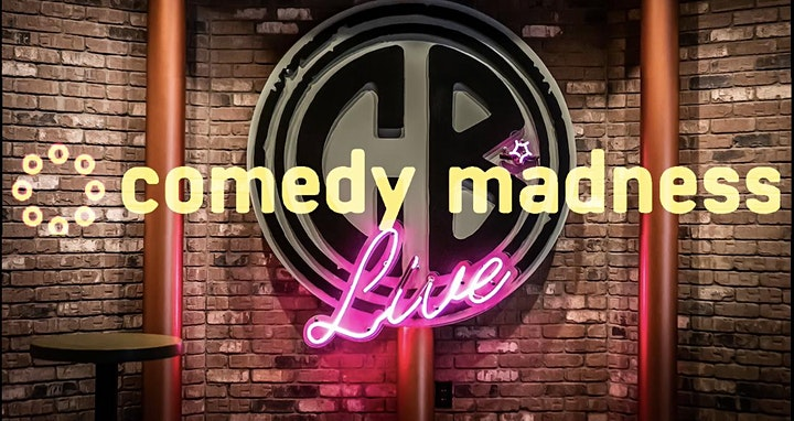 Comedy Madness Show at Hyena's Fort Worth image