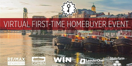 Virtual First Time Homebuyer Event tickets