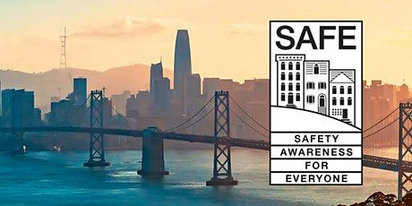Personal Safety for Older Adults, with SF SAFE tickets