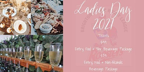Brighton Roosters Ladies Day 2021 tickets