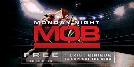 Monday Night Mob: Free Comedy Show NYC tickets