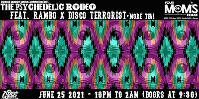 The Psychedelic Rodeo feat. RAMBO & Disco Terrorist