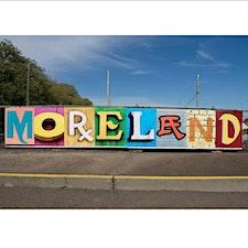 Children's activities @ Moreland City Libraries logo