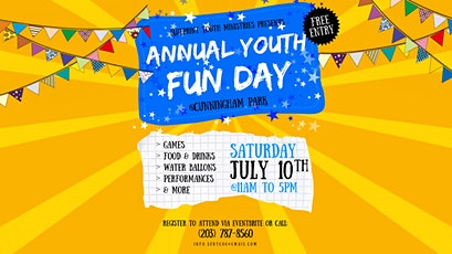 Youth Fun Family Day tickets