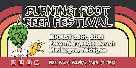 Burning Foot Beer Festival - 2021 tickets