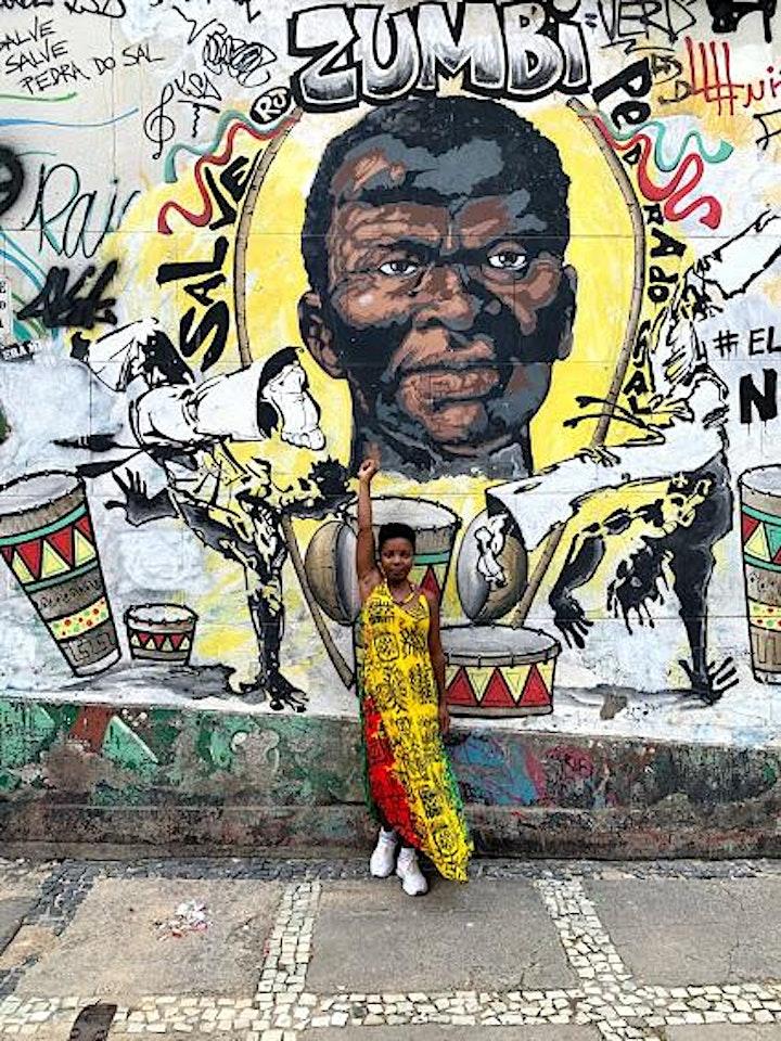 Black Rio: walking tour! image