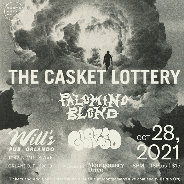 The Casket Lottery with Palomino Blond and Glazed at Will's Pub image