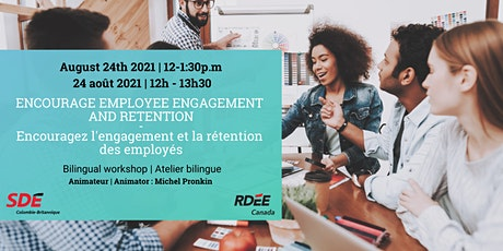 Promote employee engagement and retention tickets