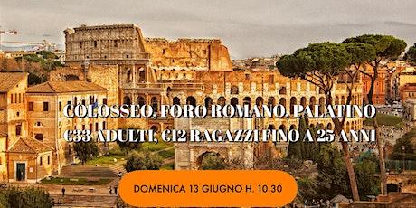 Colosseo, Foro Romano, Palatino biglietti