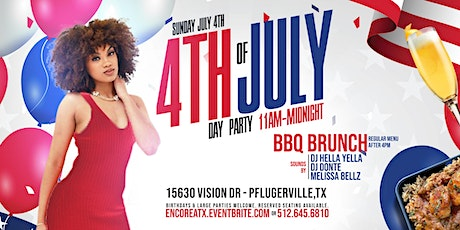 4th of July Brunch & Day Party | 7/4 tickets