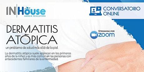Conversatorio Online: Dermatitis Atópica entradas