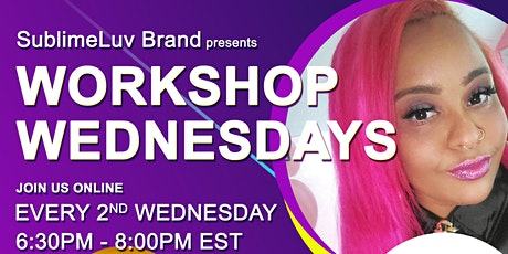 Workshop Wednesdays | Personal History, Power, and Purpose tickets