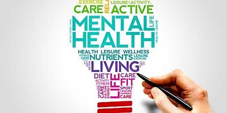 Mental Health is Wealth - Community Forum tickets