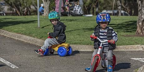 Little Tikes on Bikes - 3rd Birthday Celebration tickets