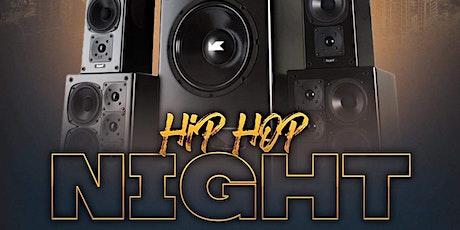 Hip Hop Night at Smokestack tickets