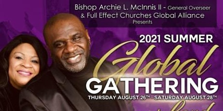 Global Gathering Luncheon for Pastors and Leaders tickets