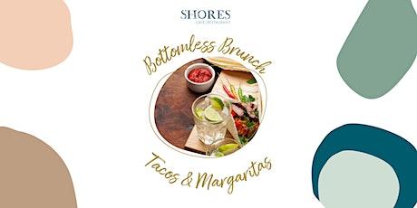 Bottomless Brunch Margaritas & Tacos tickets