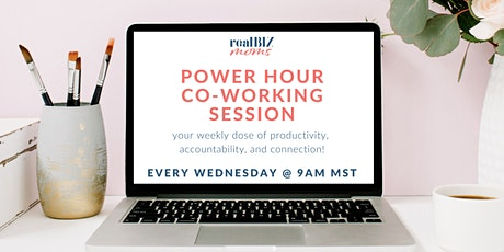 Power Hour Co-Working Session tickets
