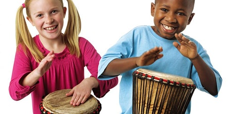 African Drumming Workshop for Kids tickets