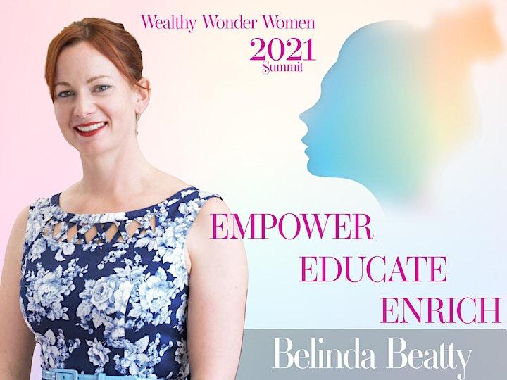Wealthy Wonder Women 2021 Summit image