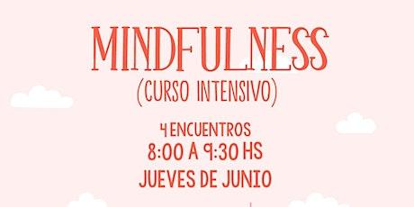 Mindfulness para el estrés y las preocupaciones entradas