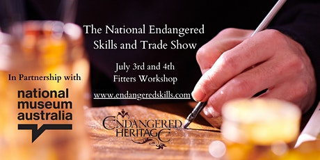 The National Endangered Skills and Trade Show tickets
