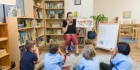 Children's House English Language Literacy Course tickets