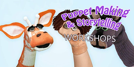 Puppet Making and Storytime Workshop tickets