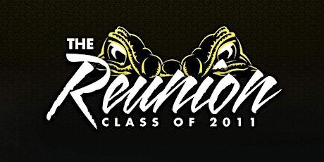 2011 GCHS 10 Year Reunion tickets