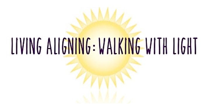 Summer Solstice: Living Aligned; Walking with Light image