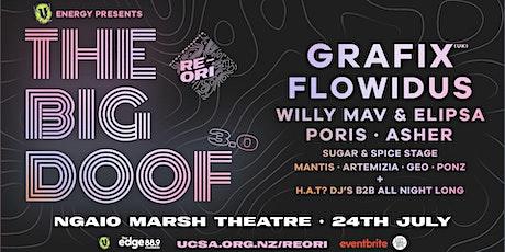 UCSA RE-ORI 2021 | V Presents: The Big Doof (R18) tickets