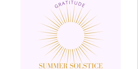 Summer Solstice: Living Aligned; Walking with Light tickets