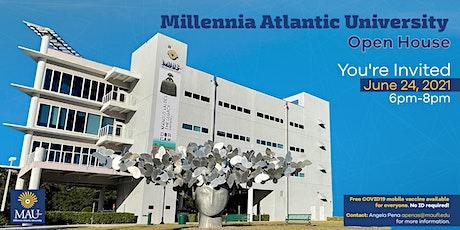 Millennia Atlantic University Open House tickets
