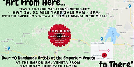 Art From Here to There at The Emporium Veneta tickets